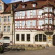 Historic half-timbered houses, Germany — Foto de Stock
