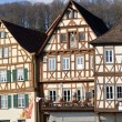 Historic half-timbered houses, Germany - Foto de Stock