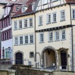 Stock Photo: Historic residential houses, Germany