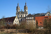 "The famous ""Schoental"" monastery in Germany — 图库照片"