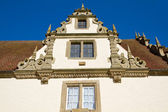 "Facade inside the ""Schoental"" monastery, Germany — Stockfoto"