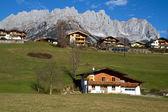 Village of Going in Austria — Stock Photo