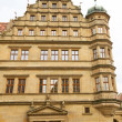 Town hall, city of Rothenburg, Germany - Stockfoto