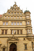 Town hall, city of Rothenburg, Germany — Стоковое фото