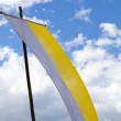 Church flag — Stock Photo #9194114