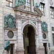 "Entrance to historic ""Residenz"" in Munich — Stock Photo #9200256"