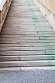 """Staircase in the courtyard of the """"Residenz"""" buildings in Munich, Germany — Stock Photo"""