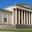 "Stock Photo: Neoclassical building for ""Staatliche Antikensammlung"" collec"