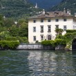 Stock Photo: Old villat lake Como, Italy