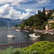 Royalty-Free Stock Photo: The small town of Varenna at lake Como in Italy