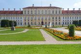 """Schleissheim"" Castle (west side) near Munich, Germany — Stok fotoğraf"