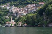 The picturesque village of Careno at lake Como, Italy — Stock Photo