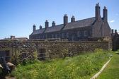 Inside Elizabeth Castle on the island of Jersey (UK) — Foto Stock