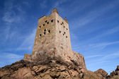 Seymour Tower offshore the channel island of Jersey, UK — Stock Photo