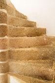 Medeltida trappa — Stockfoto
