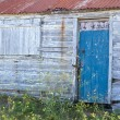 Royalty-Free Stock Photo: Old wooden shed