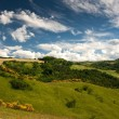 Stock Photo: Hilly countryside of le Marche, Italy