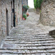 Alley / steps in Italy — Stock Photo