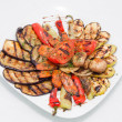 roasted vegetables&quot — Stock Photo #10494027