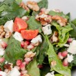 Spinach salad — Stock Photo #10500639