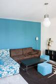 Livingroom detail — Stock Photo