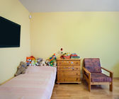 Nursery room — Stock Photo