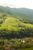 Nature view in Stara Planina, Bulgaria. — Stock Photo
