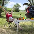 Picnic — Stock Photo #10494551