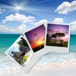 Gorgeous Beach in Summertime — Stock Photo #9246342
