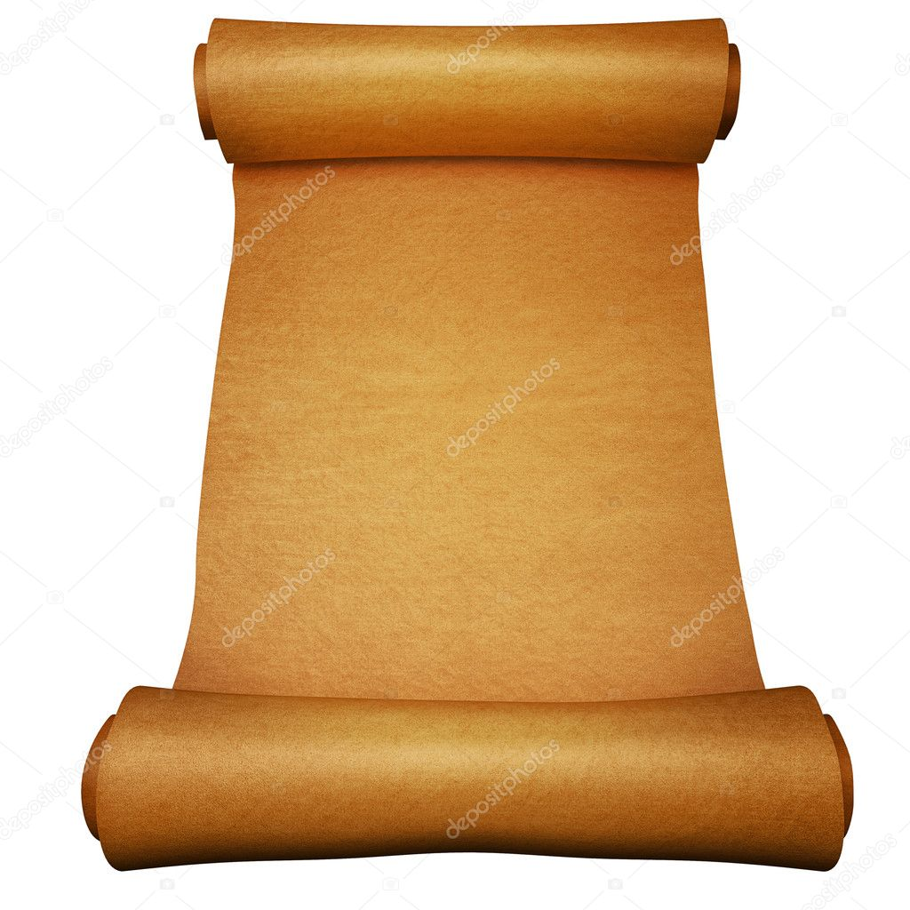 Roll of parchment paper
