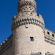 Manzanares Castle - Stock Photo