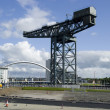 Finnieston Crane - Stock Photo