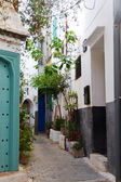 Street in Morocco — Stock Photo