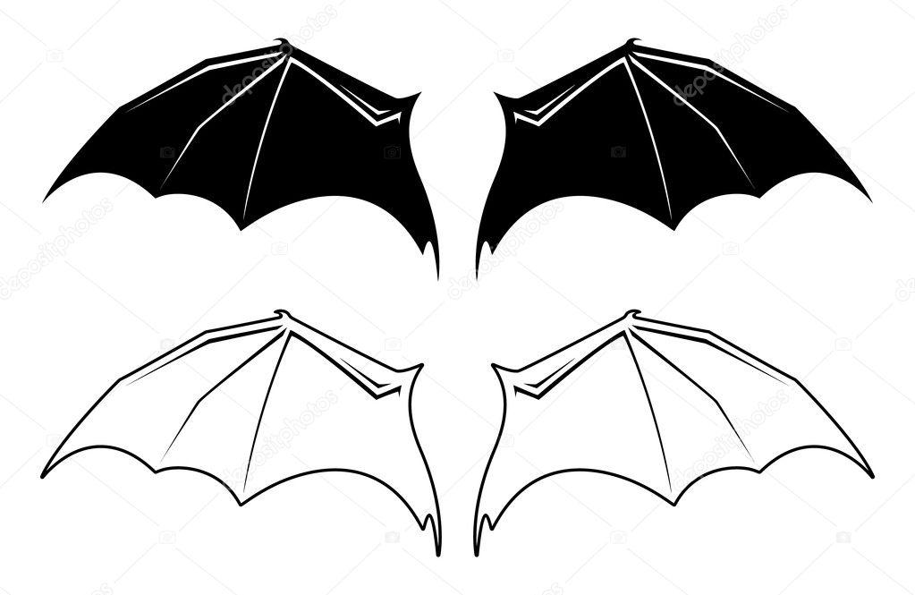 Картинки крылья вампиров и летучих мышей