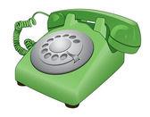 Vektorové telefon — Stock vektor