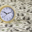Time and money — Stock Photo #9155044