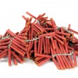 Stock Photo: Firecrackers