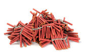 Firecrackers — Stock Photo