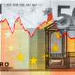 Moneycrisis in Europe - Stock Photo