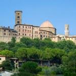Постер, плакат: City of Volterra