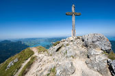 Schafberg in Austria — Stock Photo