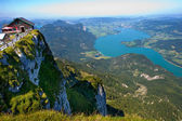 The Mondsee in Austria — Stock Photo