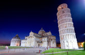Hanging tower of Pisa — Stock Photo
