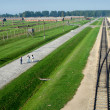 Auschwitz Birkenau — Stock Photo