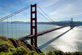 Ponte Golden gate — Fotografia Stock