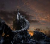 Castelo — Foto Stock