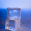 Royalty-Free Stock Photo: Ice cubes