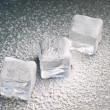 Ice cubes — Stock Photo #9629436