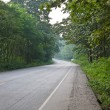 Stock Photo: Roads in rural areas.
