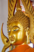 Face of Lord Buddha — Stock Photo
